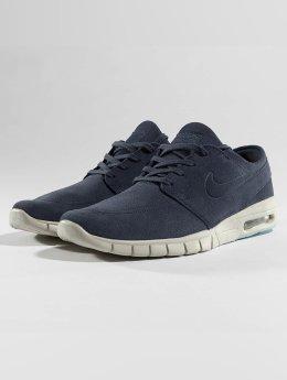 Nike SB Sneaker SB Stefan Janoski Max blau