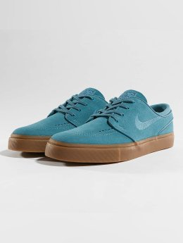 Nike SB sneaker Zoom Stefan Janoski blauw