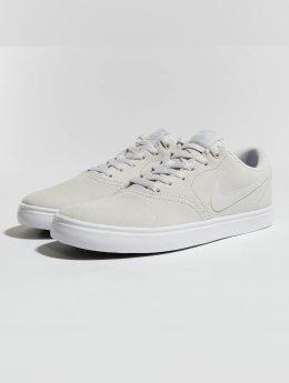 Nike SB sneaker SB Check Solarsoft Skateboarding grijs