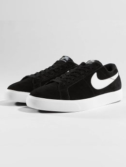 Nike SB Blazer Vapor Skateboarding Sneakers Black/White/White/White