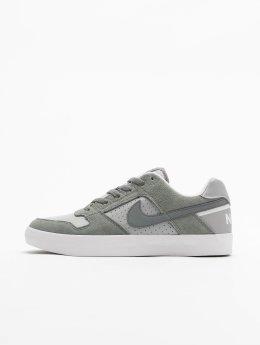 Nike SB Sneakers SB Delta Force Vulc Skateboarding szary
