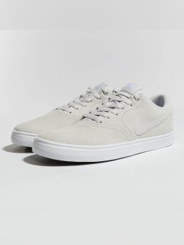 Nike SB Tennarit SB Check Solarsoft Skateboarding harmaa