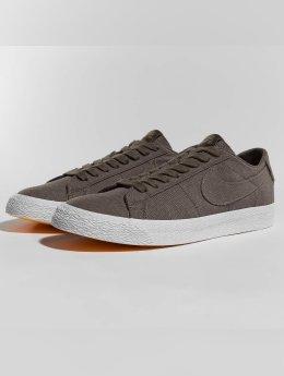 Nike SB Zoom Blazer Low Canvas Deconstructed Sneakers Ridgerock/Ridgerock Khaki