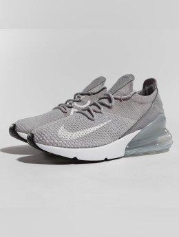 Nike Sneaker Air Max 270 Flyknit grau