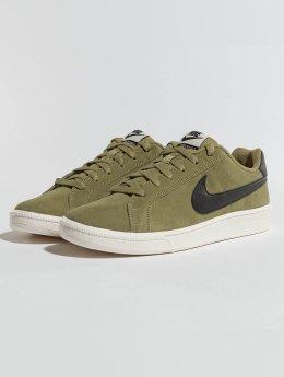 Nike sneaker Court Royale Suede olijfgroen