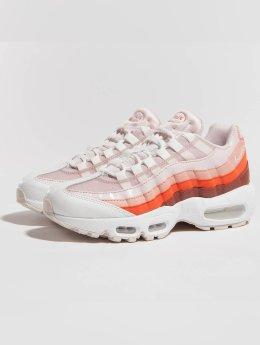 Nike Sneaker Air Max 95 rosa chiaro