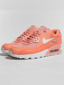 Nike Sneakers Air Max 90 SE pomaranczowy