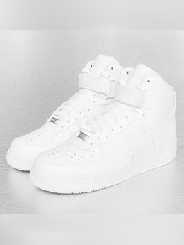 Nike Tennarit Air Force 1 High \'07 valkoinen