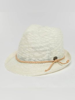 Oxbow | Elaia Straw Fedora blanc Homme,Femme Chapeau