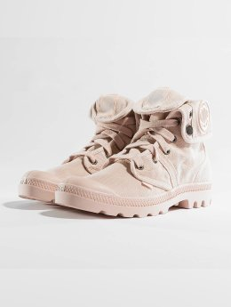 Palladium Boots Pallabrouse Baggy rosa