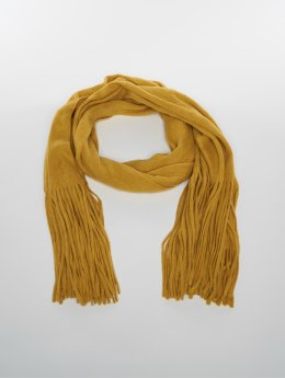 Pieces Scarve pcDrace Long Scarf yellow