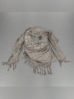 Pieces Sciarpa/Foulard pcPimus Square grigio