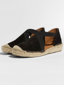Pieces Slipper/Sandaal psLyna Suede zwart