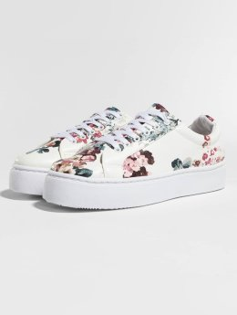 Pieces sneaker psMoa Flower wit