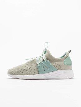 Project Delray sneaker Wavey groen