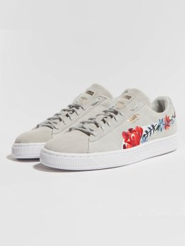 Puma Baskets Suede Hyper Embelished gris