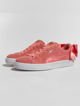 Puma / sneaker Suede Bow in pink
