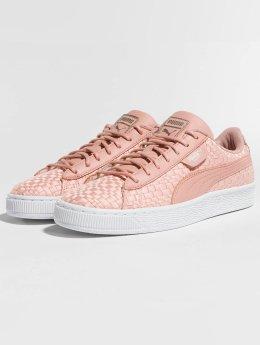 Puma Sneaker Basket Satin EP rosa