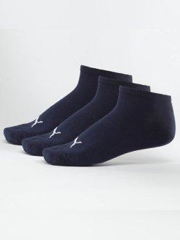Puma Socken Sneakers 3 Pack blau
