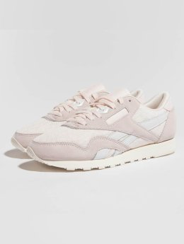 Reebok Baskets Classic Nylon rose