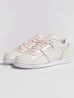 Reebok Baskets Workout Lo Plus rose