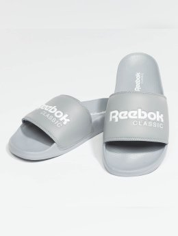 Reebok / Slipper/Sandaal Classic Slide in grijs