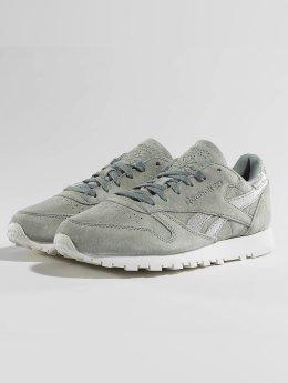 Reebok sneaker Leather Shimmer grijs