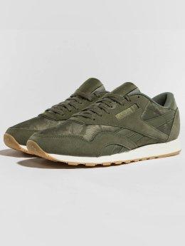 Reebok Sneaker Classic Nylon SG grün