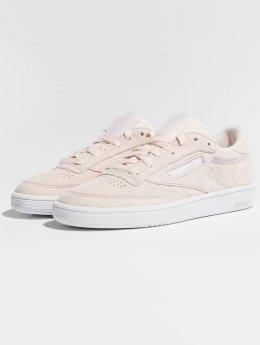 Reebok Sneaker Club C 85 Trim Nubuk pink