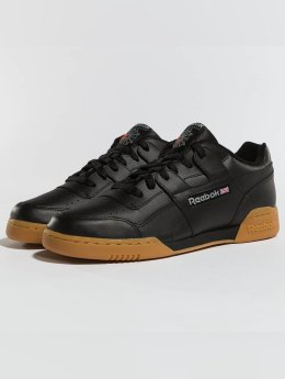 Reebok Sneaker Workout Plus schwarz