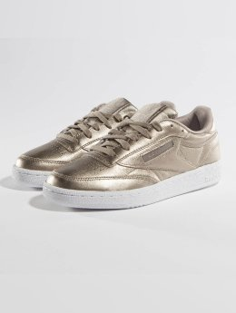 Reebok Sneakers Club C 85 Melted Metallic Pearl gold colored