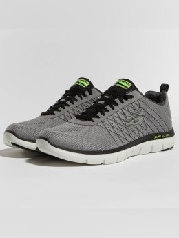 Skechers Baskets The Happs Flex Advantage 2.0 gris