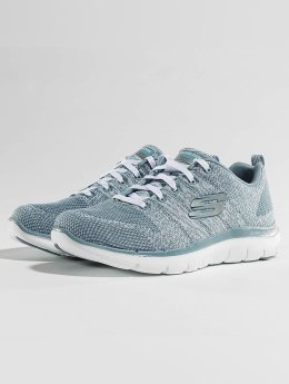 Skechers Sneaker High Energy Flex Appeal 2.0 blau
