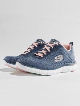 Skechers Sneaker Flex Appeal 2.0 blau