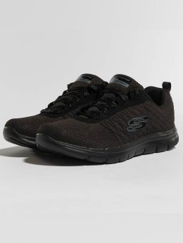 Skechers sneaker Break Free Flex Appeal 2.0 zwart