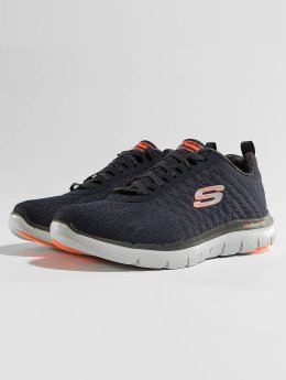 Skechers Sneakers The Happs Flex Advantage 2.0 blå