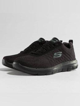Skechers Sneakers The Happs Flex Advantage 2.0 svart