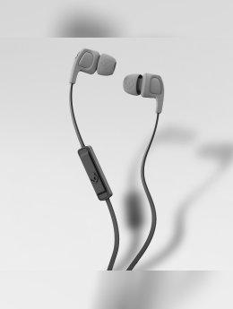 Skullcandy Headphone Smokin Bud 2 Mic 1 In Earphones gray
