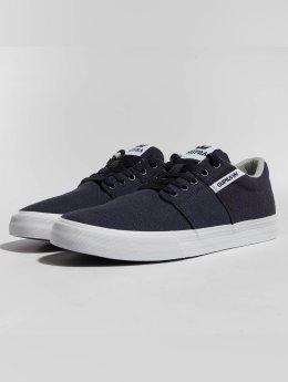 Supra Baskets Stacks Vulc II bleu