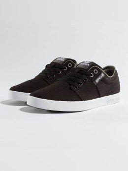 Supra Baskets Stacks II noir