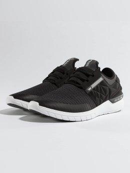 Supra Sneaker Flow Run schwarz
