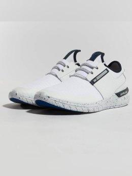 Supra Sneaker Flower weiß