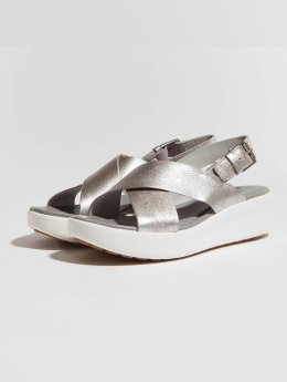 Timberland Sandals Los Angeles silver colored
