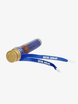 Tubelaces шнурки  Flat Hook Up синий