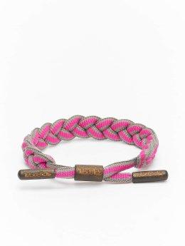Tubelaces Armbånd TubeBlet pink