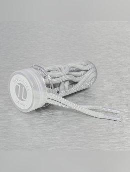 Tubelaces Cordón deloszapatos Rope Solid gris