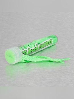 Tubelaces Cordón deloszapatos Flat Laces 90cm verde
