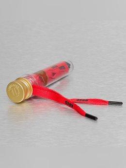 Tubelaces Lacet Flat Hook Up rouge