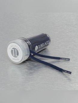 Tubelaces Schnüsenkel Rope Solid blau