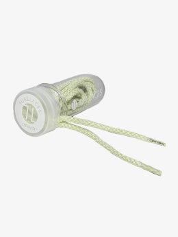 Tubelaces Schoenveter Rope Multi geel